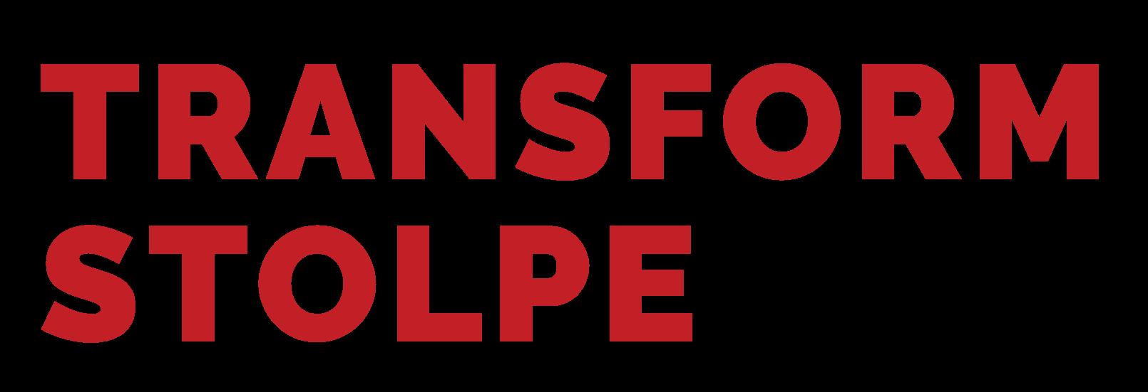 transform stolpe
